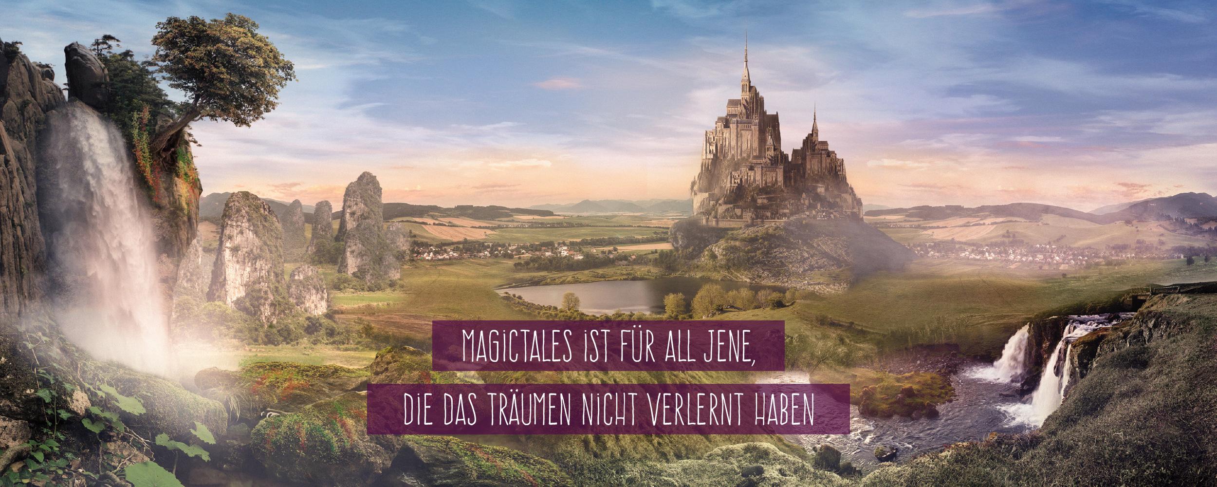 MagicTales ist für alle Jene, die das Träumen nicht verlernt haben