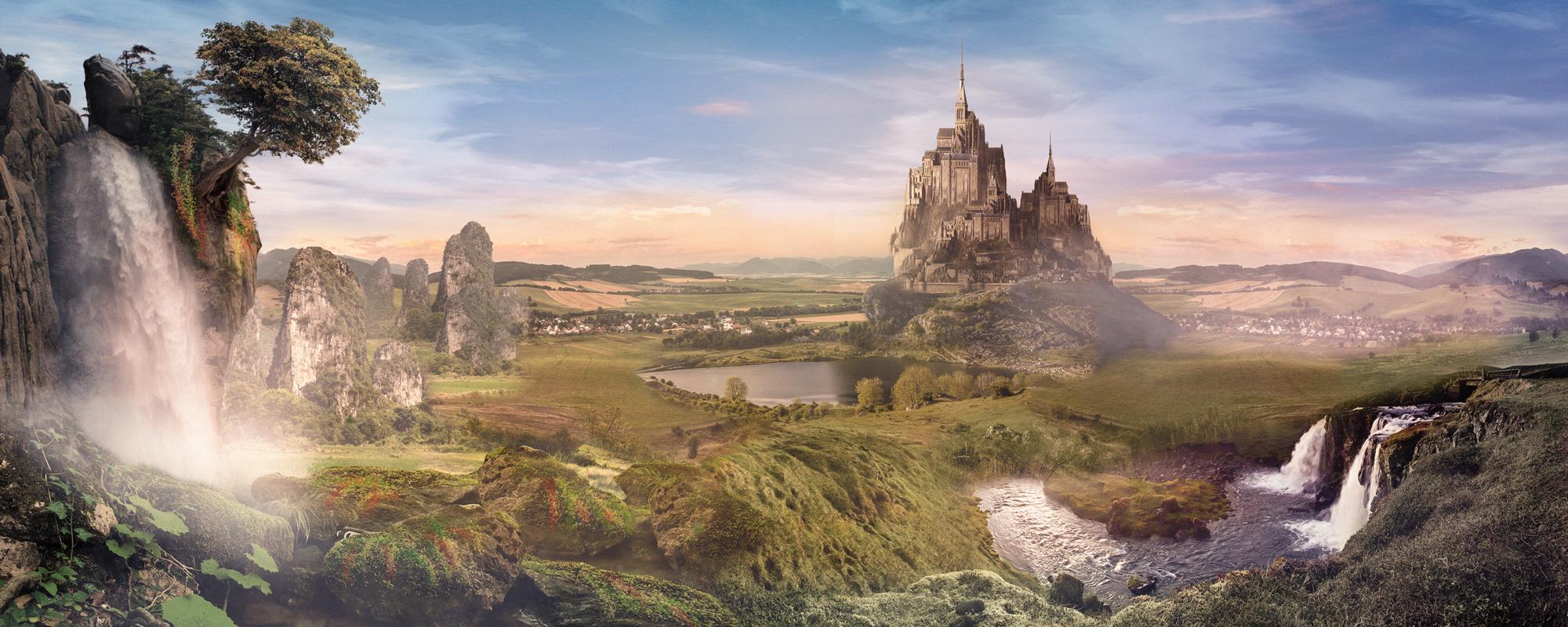 Landschaft von MagicTales